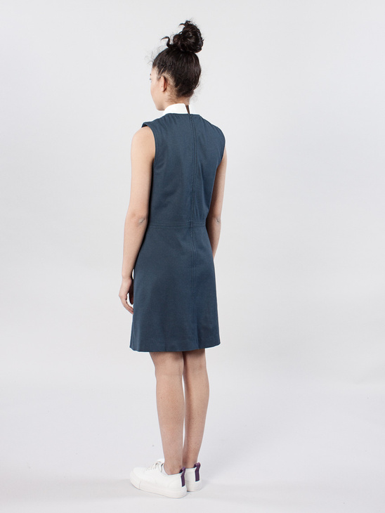 APLACE Misty Dress - Wood Wood