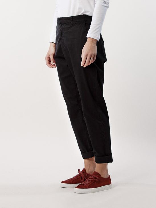News Trouser Black