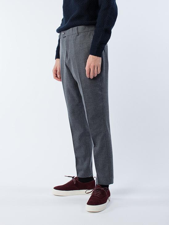 Laurent Pants 6568 Dk Grey BAS