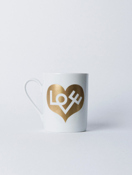 APLACE Coffee Mug Love - Vitra