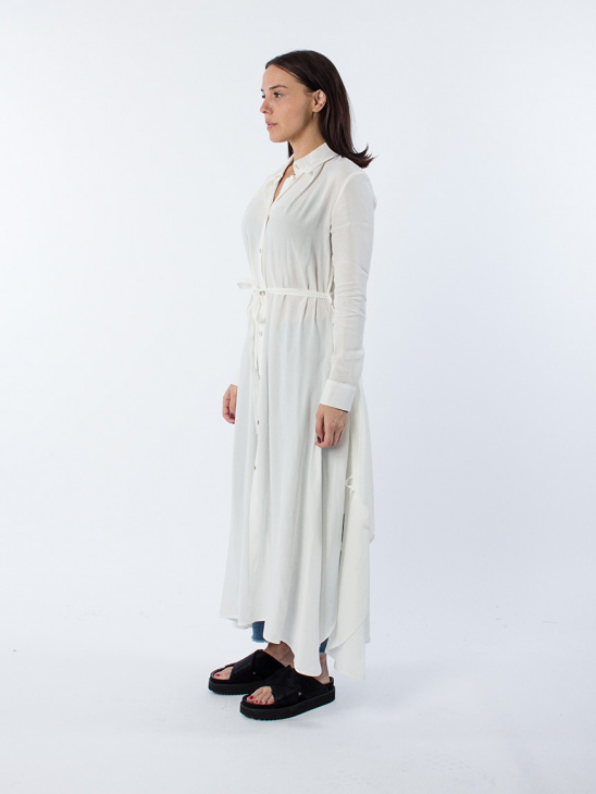 Long Blouse Dress