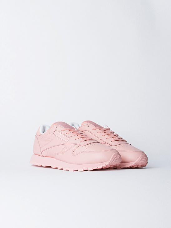 Cl Lthr Patina Pink