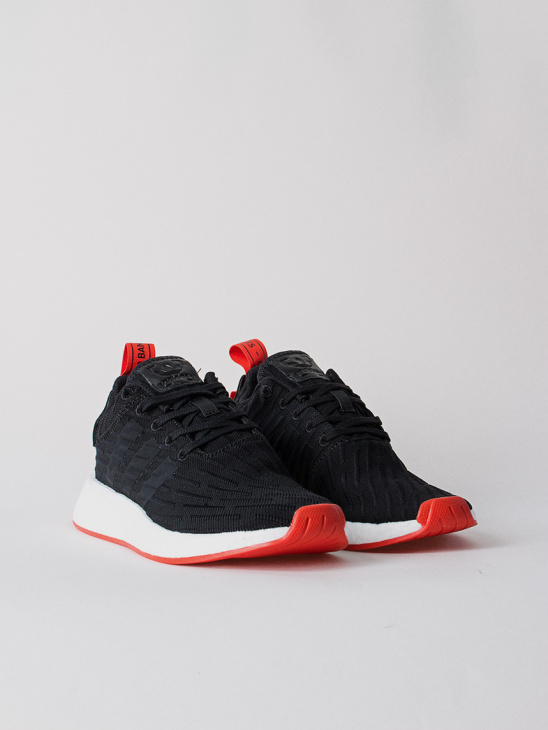 NMD_R2 Core Black