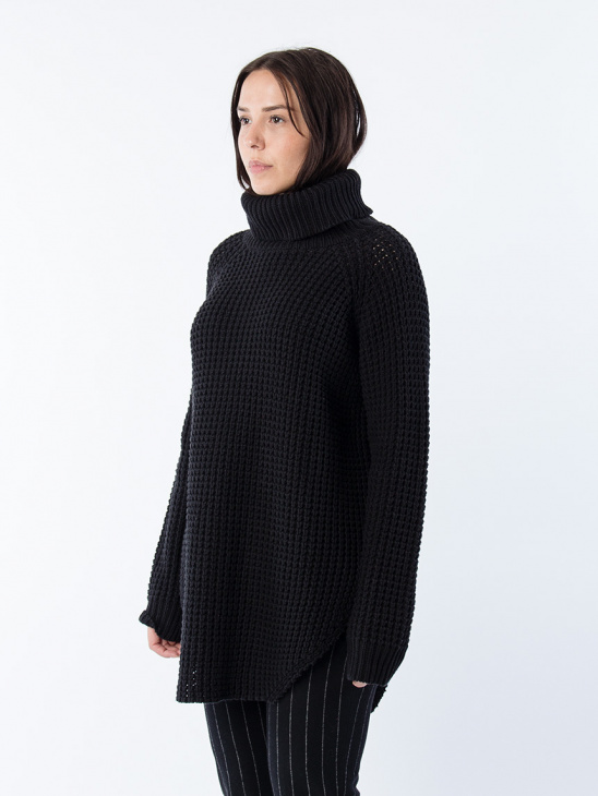 Grand Sweater Black