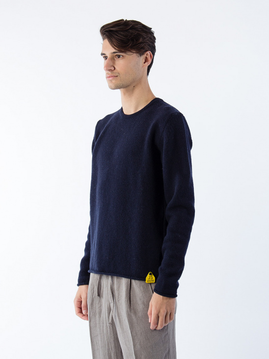 Öland Crew Neck Navy