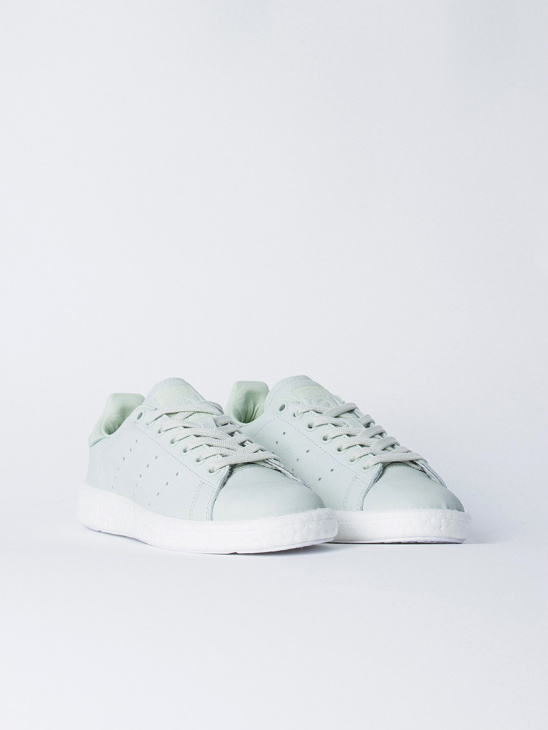 M Stan Smith Boost Linen Green