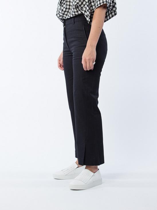 High Trouser Black