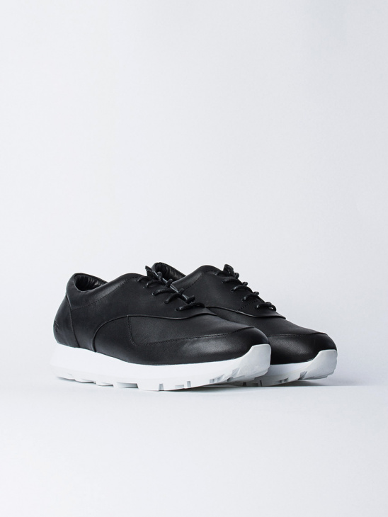 482g Black Leather