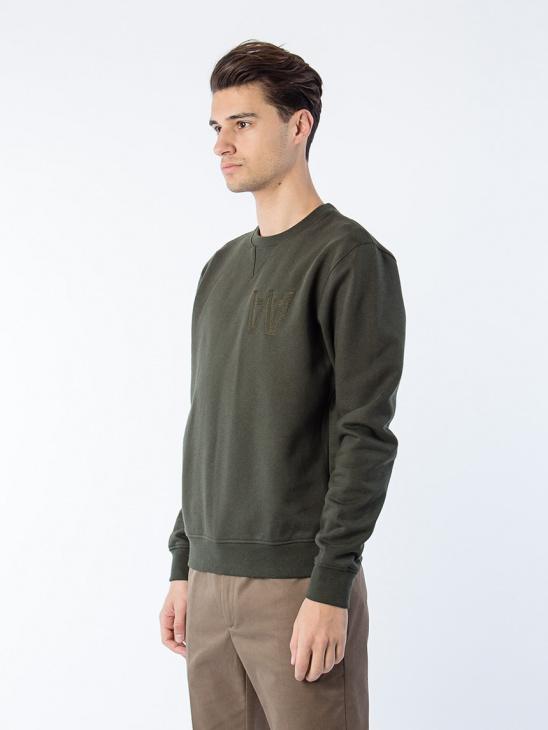 Houston Sweatshirt D Green