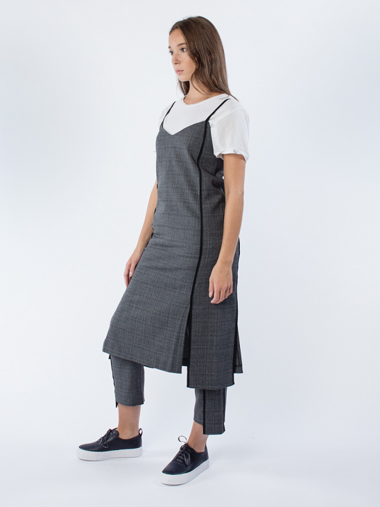 Tora Wool Dress