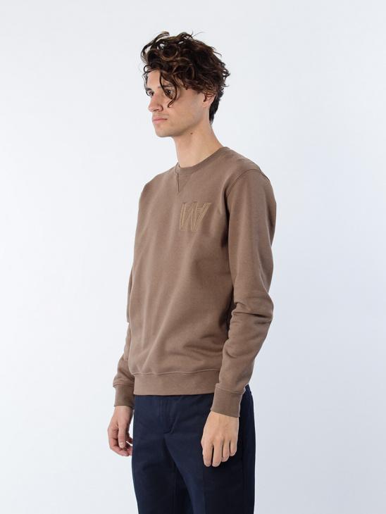 Houston Swatshirt Khaki