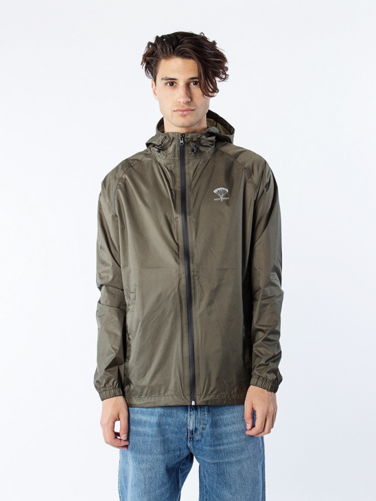 APLACE Full Zip Olive - Pack Mack
