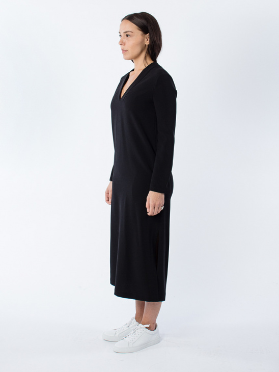 Anik V-Neck Dress