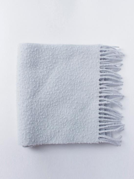 Wool Nep Scarf