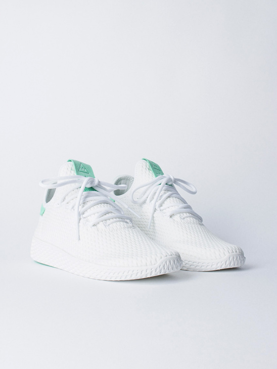W PW Tennis HU Green Glow