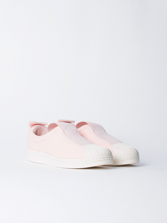 Superstar BW35 Slipon Ice Pink
