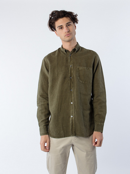 APLACE Generation Shirt Grass Cotton - Our Legacy
