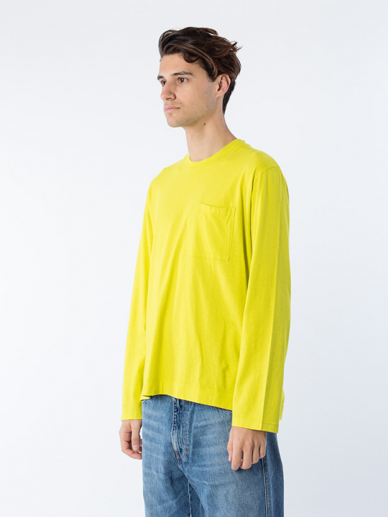 Box Longsleeve Citron Army