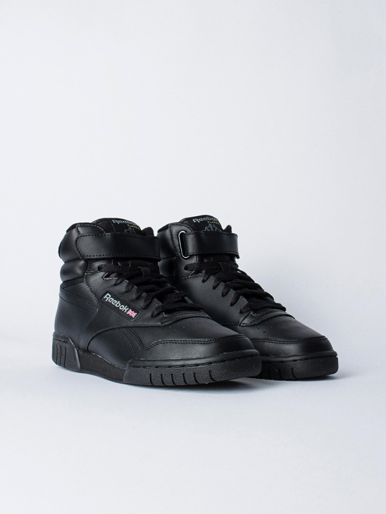 W Ex-O-Fit Hi Black