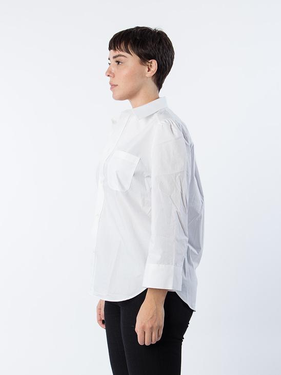 Lot Shirt White