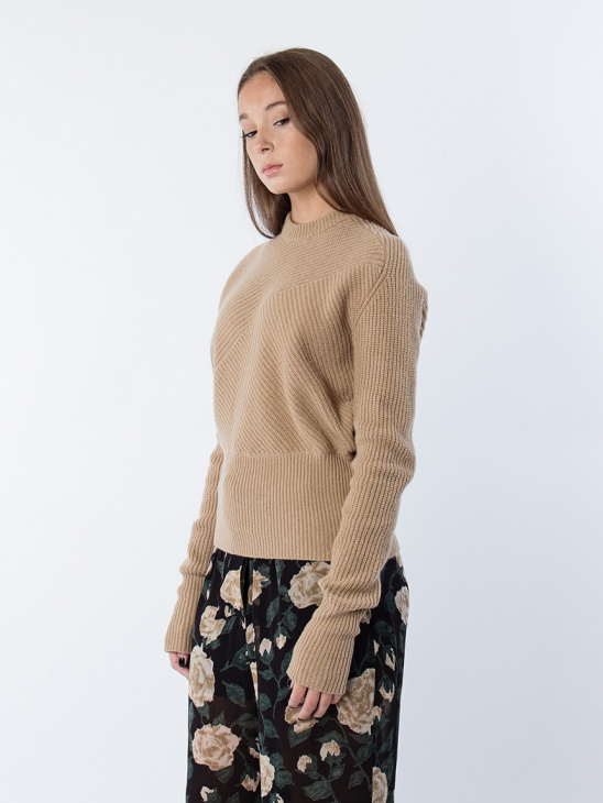 Lynx Sweater Beige