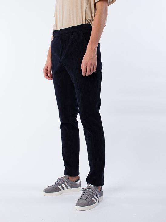 Regular Trouser Dk Navy Cord