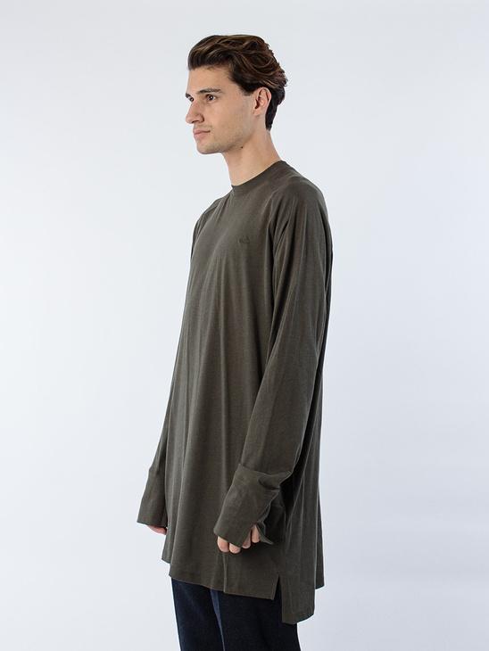 Longsleeve T-Shirt Olive