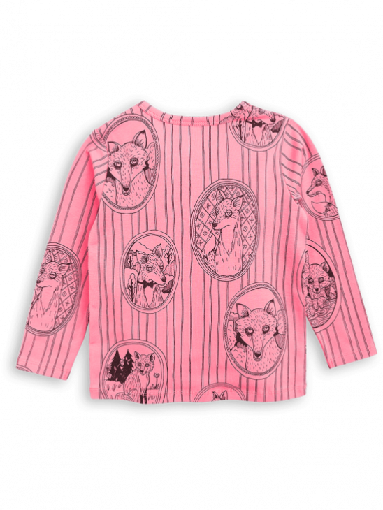 Fox Family Grandpa Pink