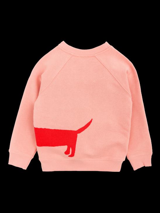 Dog Sp Sweatshirt Pink