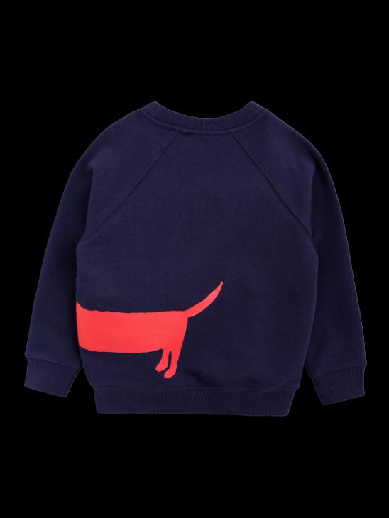 Dog Sp Sweatshirt Navy