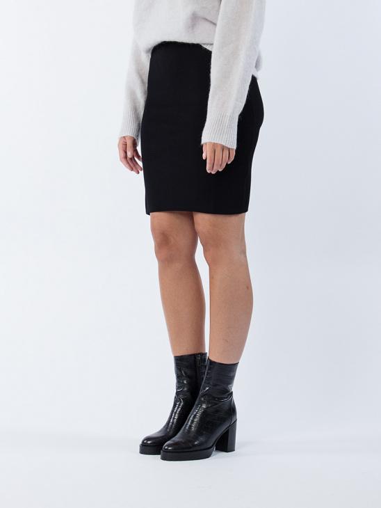 Hadi Skirt Black