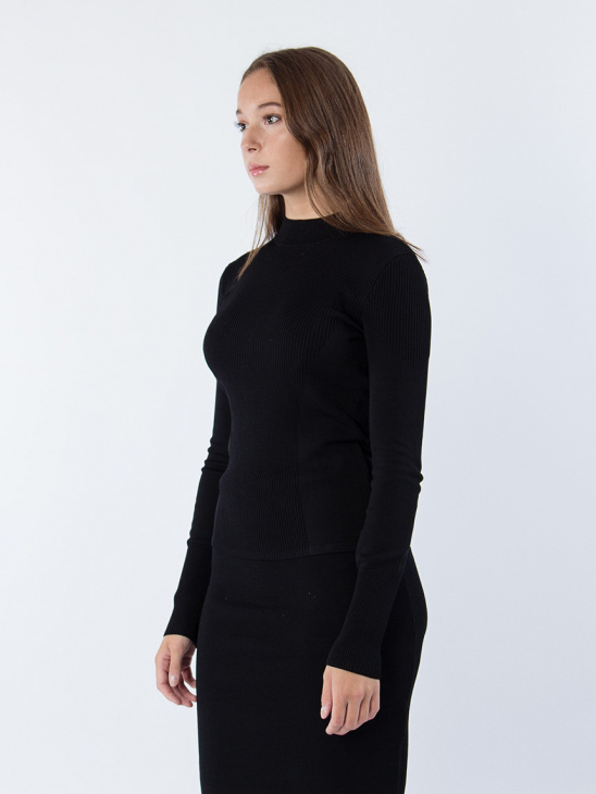 Halyn Turtle Knitted Sweater