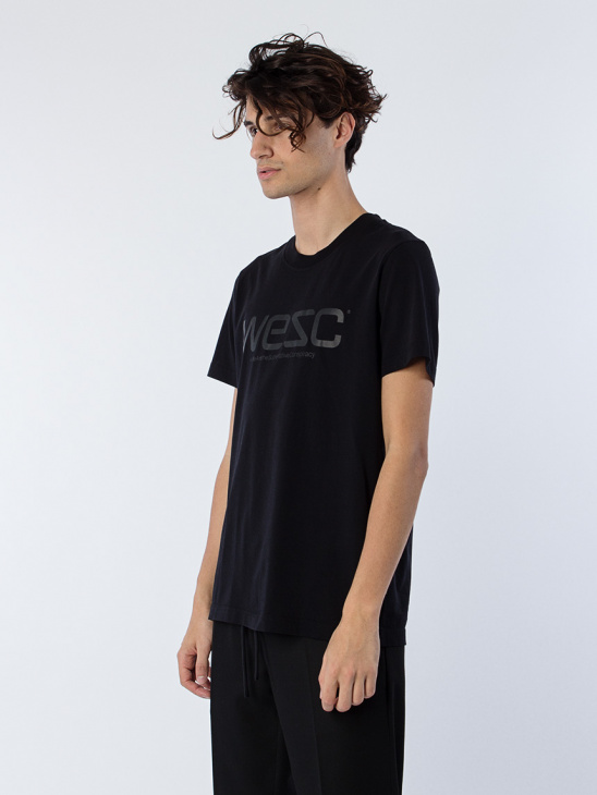 WeSC T-Shirt Black