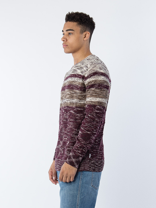Ali ZigZag Knitted Sweater