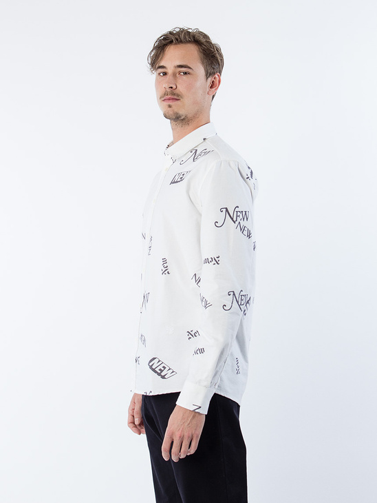 All Shirt w/ All Over Print