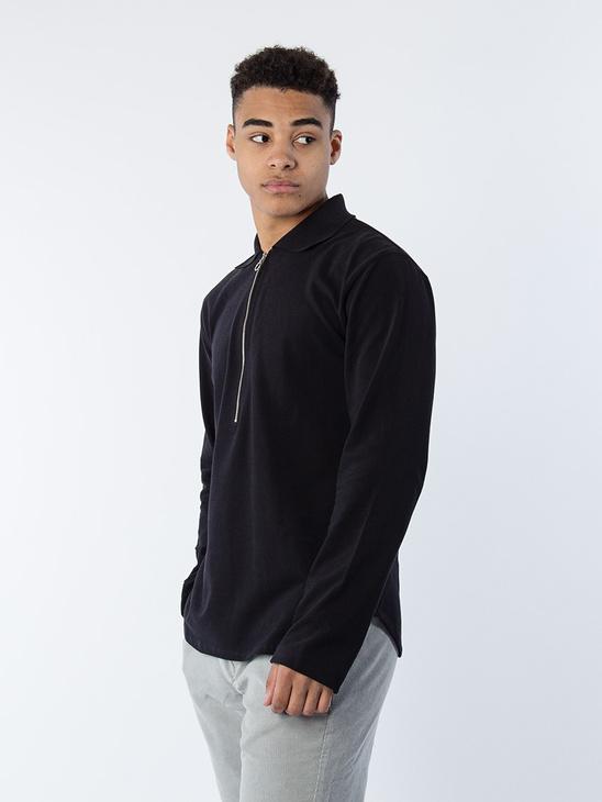 Bulge Polo Black