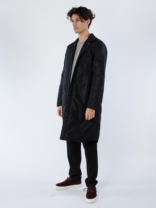Padded Coat Black