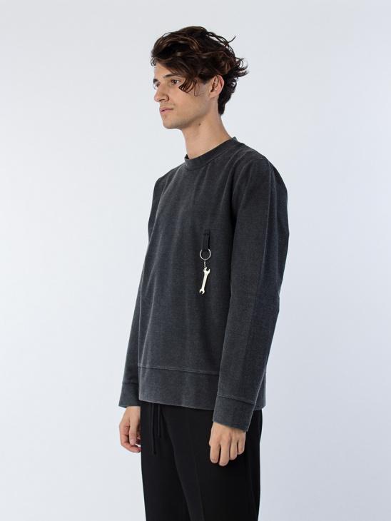 Wrench Sweater Dark Grey