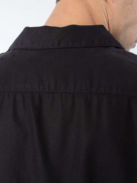 APLACE Walk Shirt Black - Hope