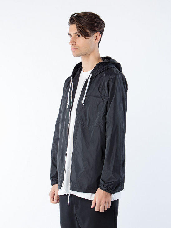 Trick Jacket Black