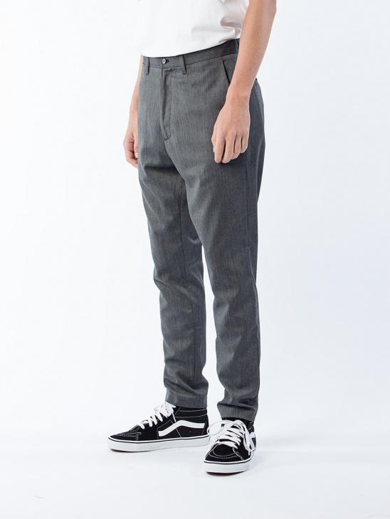 Kris Trouser Grey Melange