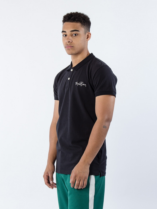 Polo Signature 78 Rib Black