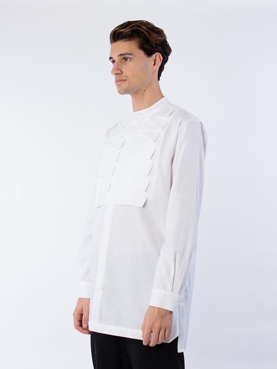 Jealous Shirt Pique White