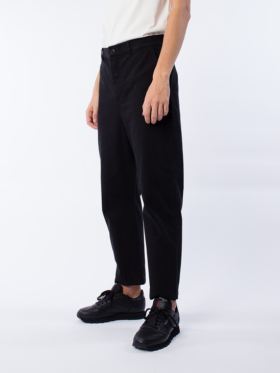 4Ever Pants Cotton Black