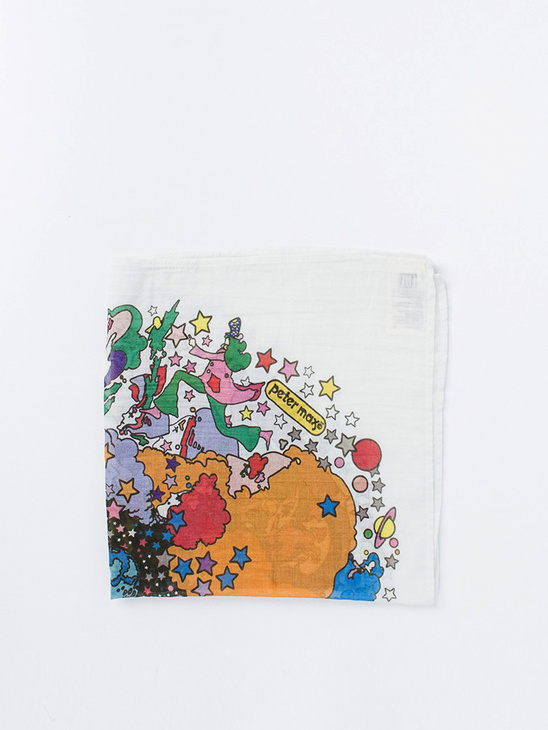 Astroplae Scarf Off White