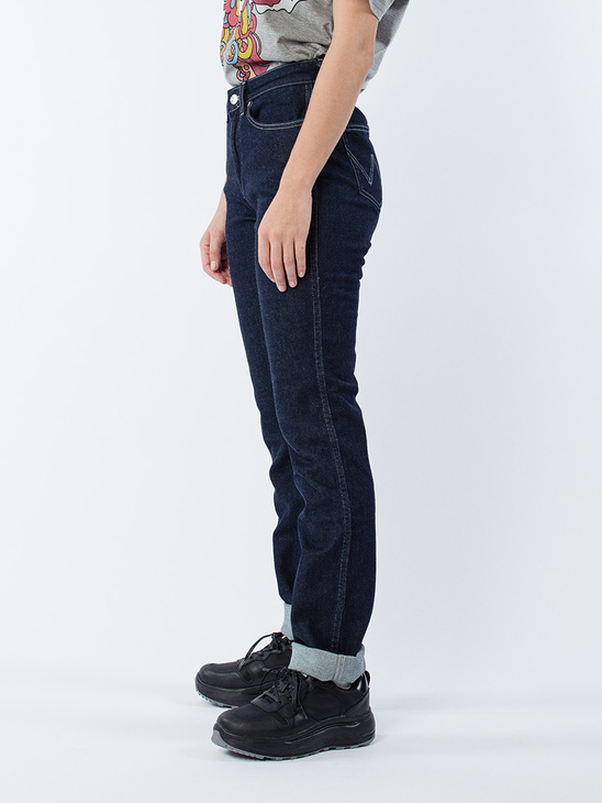 Retro Slim Denim Strech Dark