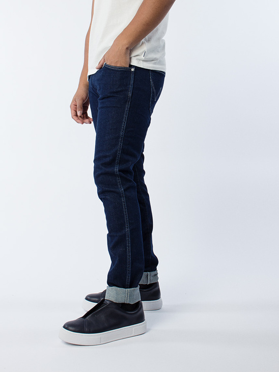 Retro Tapered Denim Rinse