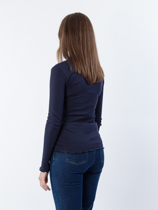 APLACE 2x2 Soft Frill Tuba LS Tee - Mads Nørgaard
