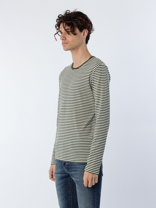 Duo Rib Tobias Long LS Tee