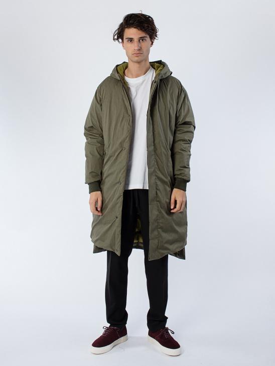 M. MFK Down Overcoat